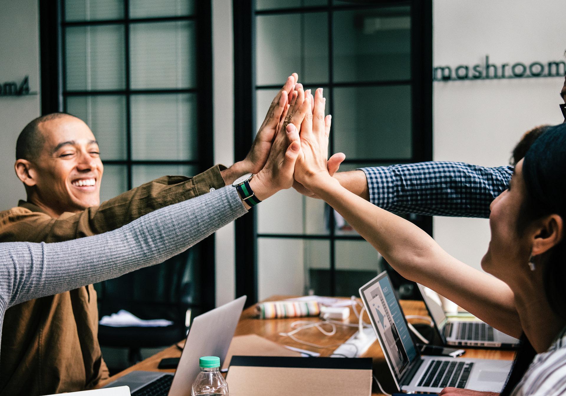co-creatie Vijf manieren om co-creatie te bevorderen Building blocks I OPENER