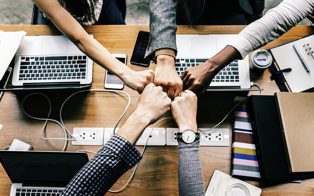 Vijf manieren om co-creatie te bevorderen